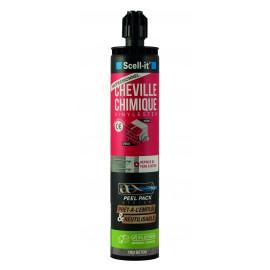 Cheville chimique vinylester 280ml