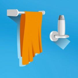 Fix&Match - Kit fixation accessoires de SDB